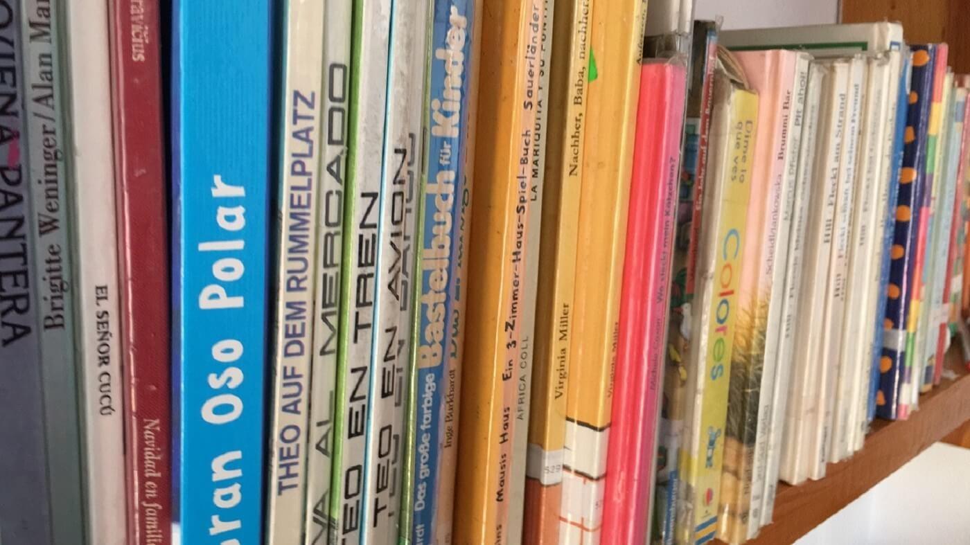 escuela-kinderwelt-libros