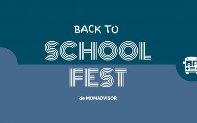 Back to SCHOOL FEST 2018